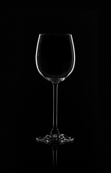Glass of Light - Product Photography - Giovanni Barsanti